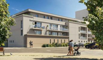 Nîmes programme immobilier rénové « Évasion » en loi pinel
