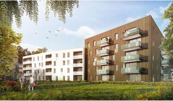 Maxéville programme immobilier rénové « Les Domaines de l'Alérion - Bât. A » en loi pinel