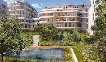 Rueil-Malmaison programme immobilier rénové « Ô Domaine - Tranche 3 » en loi pinel