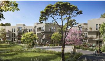 Marseille programme immobilier neuf « Arborea » en Loi Pinel