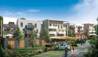 Chartres programme immobilier neuve « Rosa Residenza »