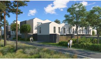 Mérignac programme immobilier neuve « Charme - Parc Mirepin »