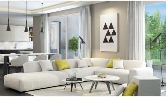 Mérignac programme immobilier neuve « Charme - Parc Mirepin »  (2)
