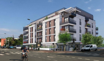 Saint-Cyr-l'École programme immobilier rénové « Aérostation » en loi pinel