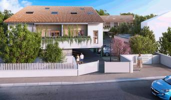 Talence programme immobilier neuve « Villa Twill » en Loi Pinel