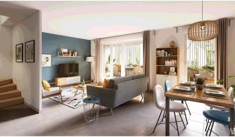 Talence programme immobilier neuve « Villa Twill » en Loi Pinel  (3)