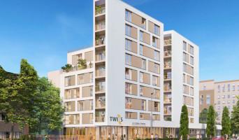 Bobigny programme immobilier rénové « Le Twins »