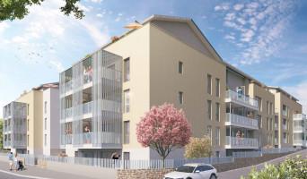 Chasse-sur-Rhône programme immobilier neuve « Les Jardins de Lou »