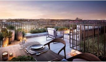 Issy-les-Moulineaux programme immobilier neuve « Le Cap »