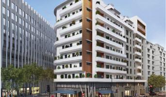 Issy-les-Moulineaux programme immobilier neuve « Le Cap »  (2)