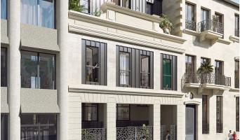 Bordeaux programme immobilier neuf « Mitsuko » en Loi Pinel