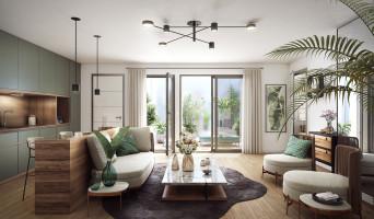 Bordeaux programme immobilier neuve « Mitsuko » en Loi Pinel  (2)