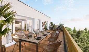 Lormont programme immobilier rénové « Les Brumes de Gua » en loi pinel