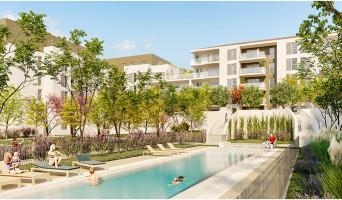 Marseille programme immobilier rénové « Jardin Augustin » en loi pinel