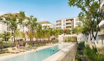 Marseille programme immobilier neuve « Jardin Augustin » en Loi Pinel  (2)