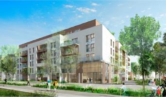 Villepinte programme immobilier neuf « L'Aquarelle »