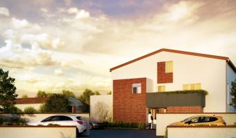Blagnac programme immobilier neuve « Villa Carrière »