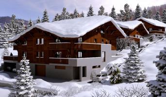 Combloux programme immobilier rénové « Premières Loges »