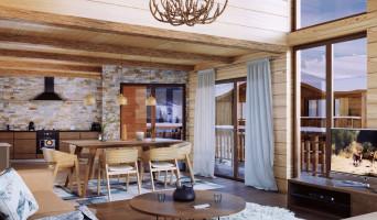 Combloux programme immobilier neuve « Premières Loges »  (4)