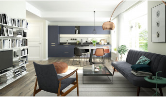 Verneuil-sur-Seine programme immobilier neuve « Villa Verneuil »  (2)