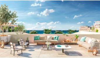 Calvi programme immobilier neuf « A Citadella » en Loi Pinel
