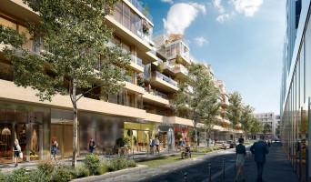 Paris programme immobilier rénové « Ateliers Vaugirard - Chapitre 2 » en loi pinel