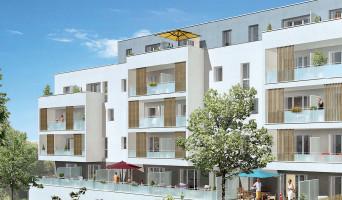Saint-Nazaire programme immobilier neuve « Escale 124 »