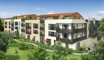 Chaponost programme immobilier neuve « Parfum sud »  (2)