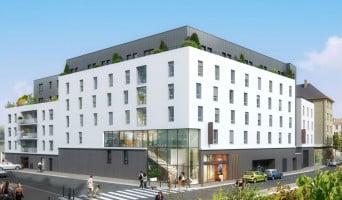 Caen programme immobilier rénové « Résidence Henriette Geffroy »