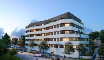 Montpellier programme immobilier neuf « Graphik » en Loi Pinel