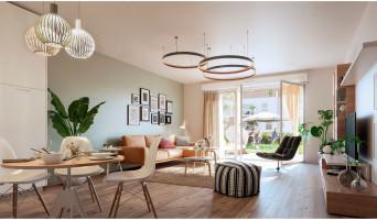 Champs-sur-Marne programme immobilier rénové « L'Allée des Champs » en loi pinel