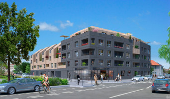 Nantes programme immobilier neuve « Programme immobilier n°216860 » en Loi Pinel