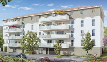 Marignane programme immobilier rénové « La Bastide » en loi pinel