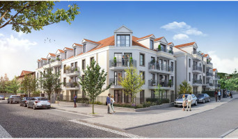 Limay programme immobilier neuve « Résidence des Clos Limay »