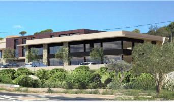 Sainte-Maxime programme immobilier rénové « Résidence Meinier » en loi pinel