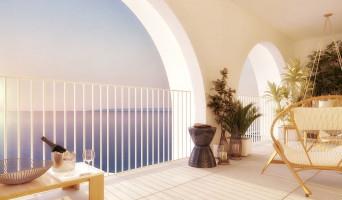 Marseille programme immobilier neuf «  n°216882 » en Loi Pinel