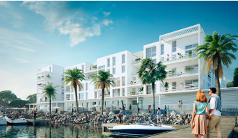 Leucate programme immobilier neuf « Les Voiles Blanches - TR 1 »