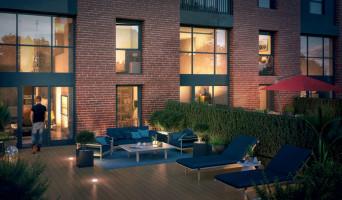 Toulouse programme immobilier neuve « Factory » en Loi Pinel  (4)