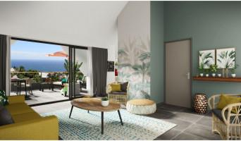 Saint-Leu programme immobilier rénové « Sea View » en loi pinel