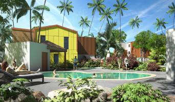 Sainte-Marie programme immobilier rénové « Constellation » en loi pinel