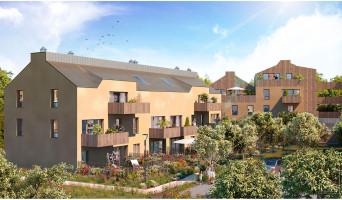 Guérande programme immobilier neuve « Escale Nature »