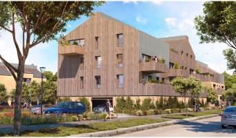 Guérande programme immobilier neuve « Escale Nature »  (2)