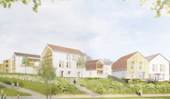 Magny-le-Hongre programme immobilier neuve « Woodlane »