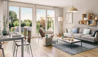 Magny-le-Hongre programme immobilier neuve « Woodlane »  (2)