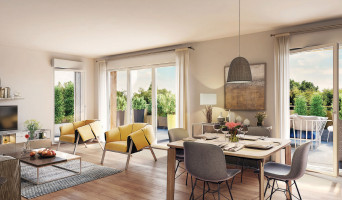 Magny-le-Hongre programme immobilier neuve « Woodlane »  (3)