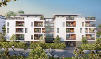 Thonon-les-Bains programme immobilier rénové « Intimi'T » en loi pinel