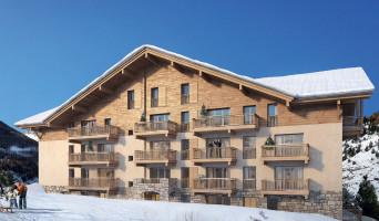 Saint-Étienne-de-Tinée programme immobilier rénové « Le Mont d'Auron »