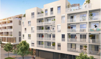 Brétigny-sur-Orge programme immobilier rénové « Les Terrasses d'Alba » en loi pinel
