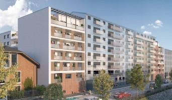 Chambéry programme immobilier rénové « Les Pierres Marines » en loi pinel