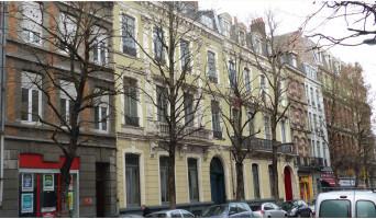 Lille programme immobilier rénové « 14-16 rue d'Inkermann »